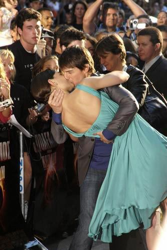 Katie Holmes ve Tom Cruise